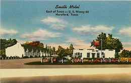 Smith 20motel 20hereford 20texas 20postcard medium