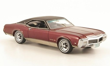 Buick Riviera GS | Model Cars