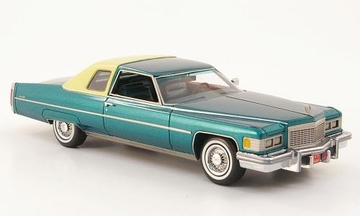 Cadillac Coupe De Ville | Model Cars