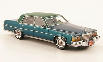 Cadillac Fleetwood Brougham | Model Cars
