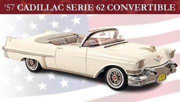 Cadillac Series 62 Convertible | Model Cars