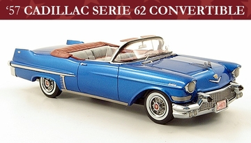 Cadillac Series 62 Convertible | Model Cars