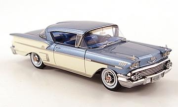 Chevrolet Bel Air Impala Hardtop Coupe  | Model Cars
