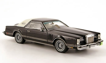 Lincoln Continental MkV  | Model Cars