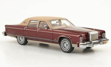Lincoln Continental Town Car  | Model Cars