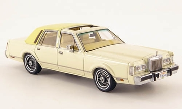 Lincoln Town Car  | Model Cars
