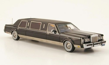 Lincoln Town Car Formal Stretch Limousine  | Model Cars