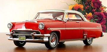 Mercury Monterey Sun Valley  | Model Cars