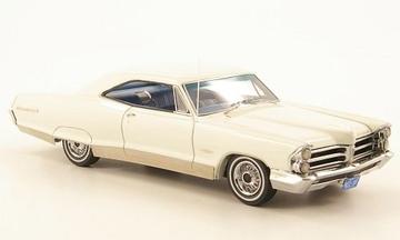 Pontiac Bonneville Hardtop Coupe  | Model Cars