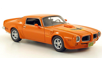 Pontiac Firebird Trans Am  | Model Cars