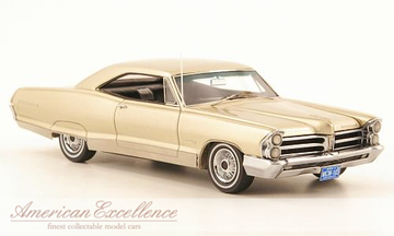 Pontiac Bonneville Hardtop Coupe  | Model Cars