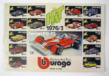 Bburago 1976/2 | Brochures and Catalogs