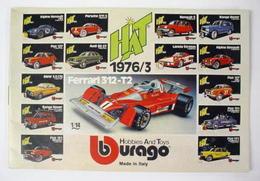 Bburago 1976/2 | Brochures and Catalogs