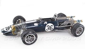 1967 Gurney Eagle | Model Racing Cars