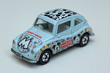 Subaru 360 Disney | Model Cars
