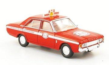 Ford 17m AvD Verkehrs Hilfsdienst | Model Cars