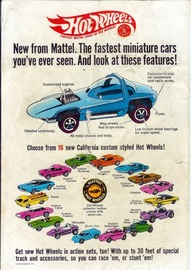 Hot Wheels Flyer | Brochures and Catalogs
