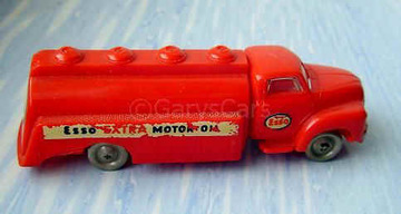 Bedford Esso Tanker (short) | Model Trucks