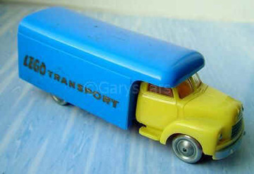 Bedford Removals Van | Model Trucks