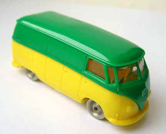 VW Van 2nd Generation | Model Trucks