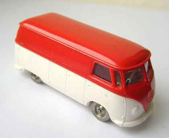 VW Van 2nd Generation | Model Trucks