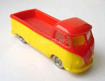 VW Van Pick-up 1st Generation | Model Trucks
