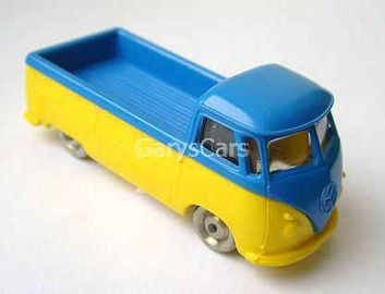 VW Van Pick-up 2nd Generation | Model Trucks
