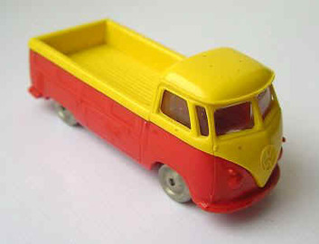 VW Van Pick-up 2nd Generation | Model Trucks
