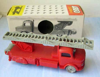 Mercedes Fire Engine | Model Trucks