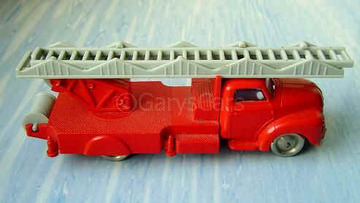 Bedford Fire Engine | Model Trucks