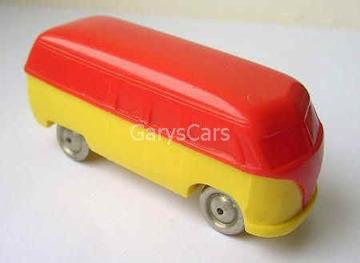 VW Bus   Model Cars
