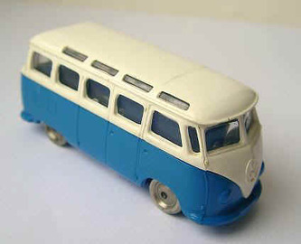 VW Samba Bus 1st Generation | Model Cars