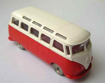 VW Samba Bus 1st Generation | Model Cars