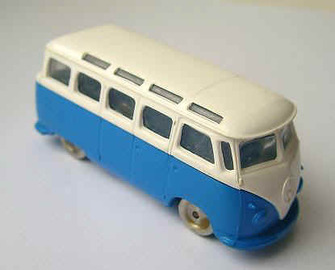 VW Samba Bus 2nd Generation | Model Cars
