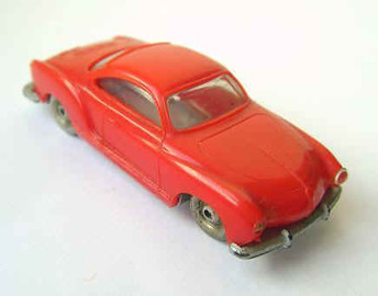VW Karmann Ghia | Model Cars