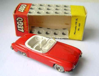 Mercedes 190SL | Model Cars