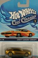 Hot wheels cool classics chevy camaro concept model cars c8532c01 152e 4780 9b68 6da4191a7e9b medium