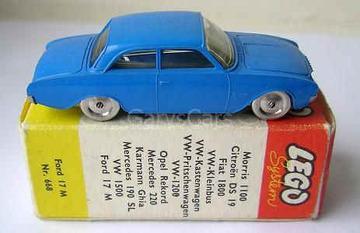 Ford 17M Bathtub | Model Cars