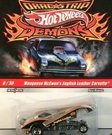 Mongoose McEwen's English Leather Corvette | Model Cars