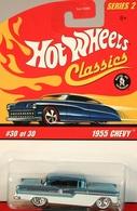 Hot wheels hot wheels classics%252c hot wheels classics series 2 1955 chevy model cars 7659cd5c b691 480b a293 46172c788021 medium