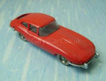 Jaguar E Type | Model Cars