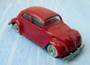 VW Beetle Shorter Version | Model Cars