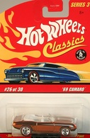 Hot wheels hot wheels classics%252c hot wheels classics series 3 %252769 camaro model cars 32a677ff 151c 4838 bde2 9cc5eb24b4d5 medium