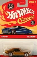 Hot wheels hot wheels classics%252c hot wheels classics series 4%252c hot wheels 40th anniversary %252769 camaro model cars e43460e9 3928 4fdf a1b0 5ee217ff9792 medium