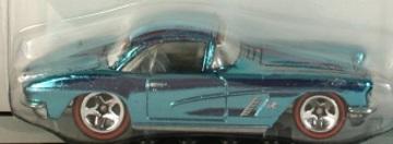 '62 Corvette | Model Cars