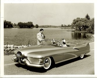 1951 Buick Le Sabre Concept Car | Cars