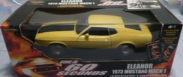 Eleanor 1973 Ford Mustang Mach 1 | Model Cars