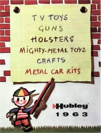 Hubley Catalog 1963 | Brochures and Catalogs
