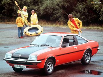 Opel Manta B S/R | Cars