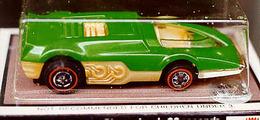 1971 sideburn green medium